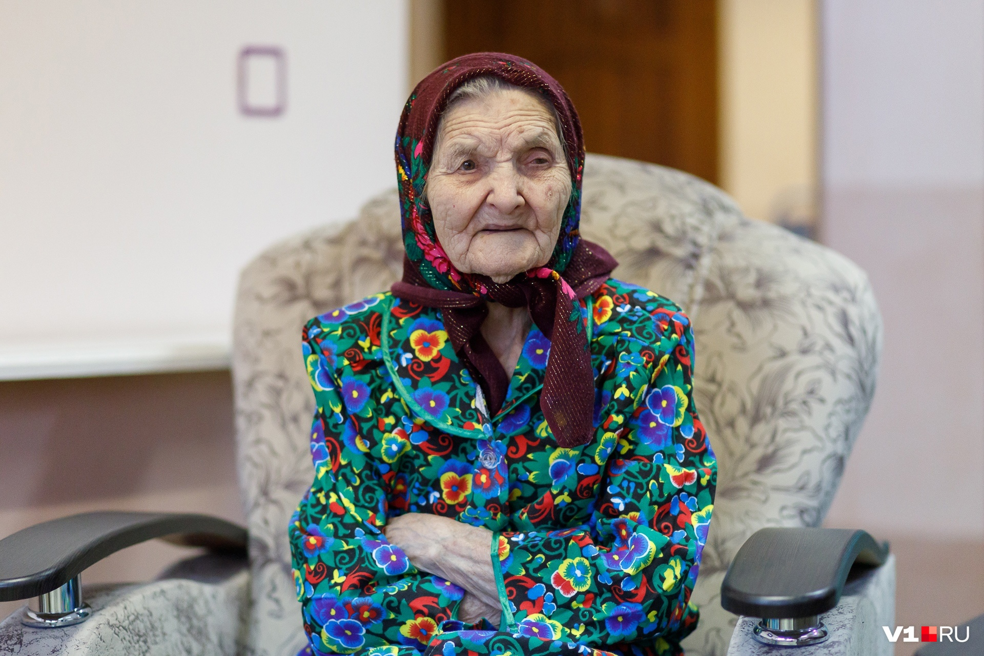 Елизавета Бойкова в 106 лет прошла полный курс вакцинации