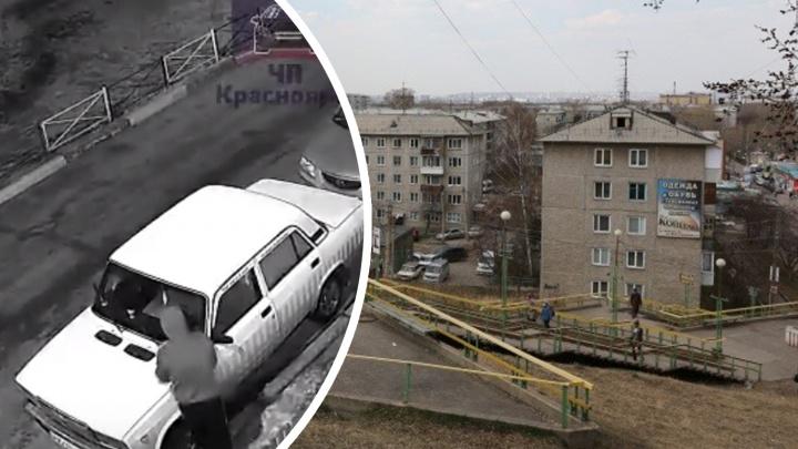 В Черемушках грабители за ночь вскрыли и ограбили три машины