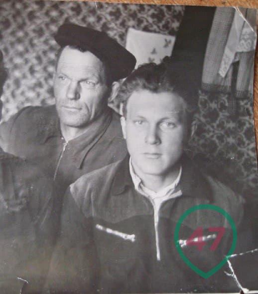 отец и дед — Александр Юдин
