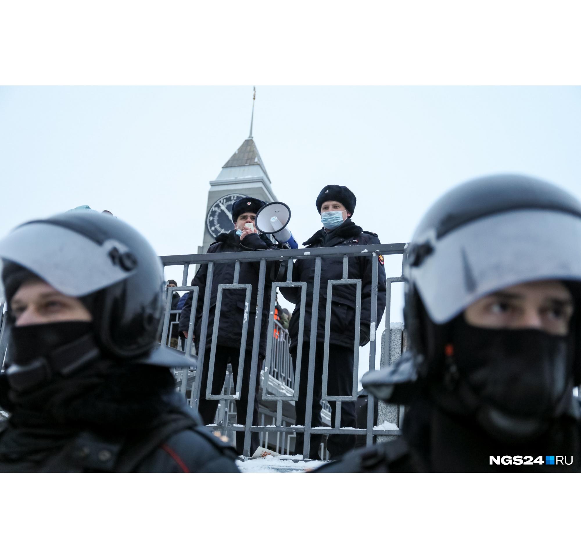 """Фактически митинг закончился в районе <nobr class=""""_"""">17:00–18:00</nobr>. Его разогнали"""