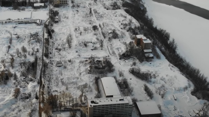 У территории бывшего завода имени Масленникова оказалось 6 собственников