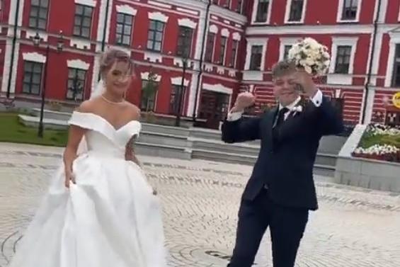Радик Юльякшин и Инзиля Фатхутдинова женятся