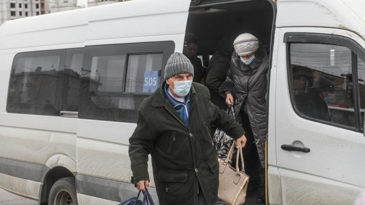 Штраф до 40 тысяч: когда будут штрафовать екатеринбуржцев без масок в общественном транспорте