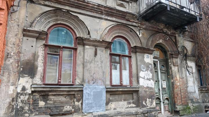 Власти Ростова разрешили сдавать памятники архитектуры по рублю за квадратный метр