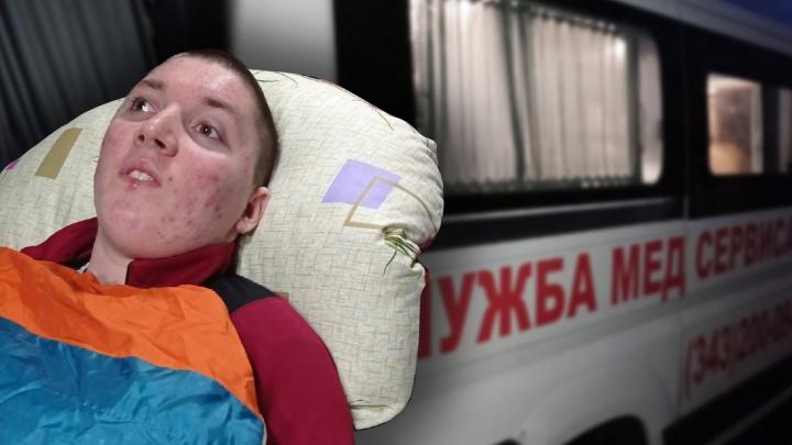 Расстрелянного в армии тюменского солдата увезли на реабилитацию