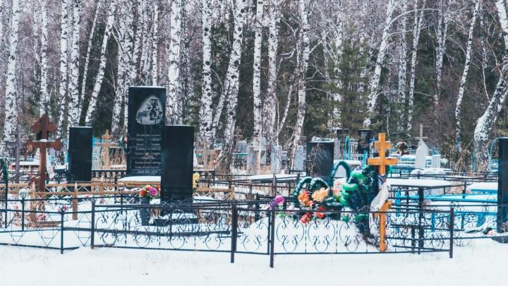 «Может быть, до лета хватит»: похоронщики заявили о дефиците мест на кладбищах Омска