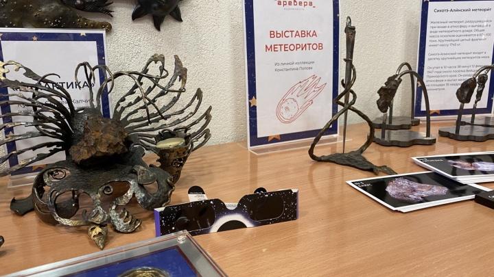 Звезды становятся ближе: жителей Красноярска пригласили на «космическую» выставку