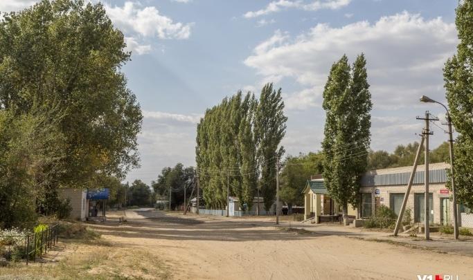 В поселке Волгоградской области снят режим ЧС, введенный из-за пересохшей скважины