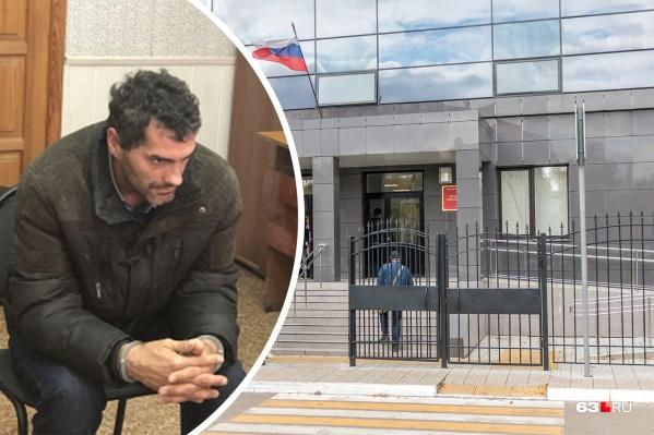 Уголовное дело рассматривали в Железнодорожном районном суде