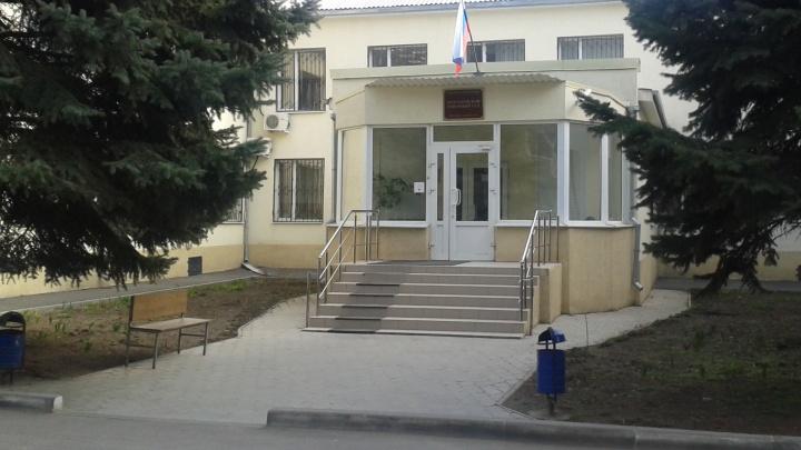 В Волгодонске мужчина попытался сжечь себя в зале суда