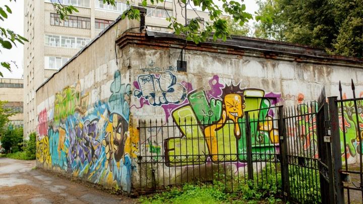 «Граффитист почти всегда не художник»: блогер из Ярославля резко высказался об уличных райтерах