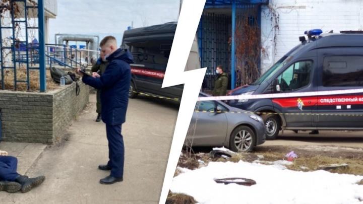 Инкассатор на Автозаводе погиб во время отработки действий при нападении