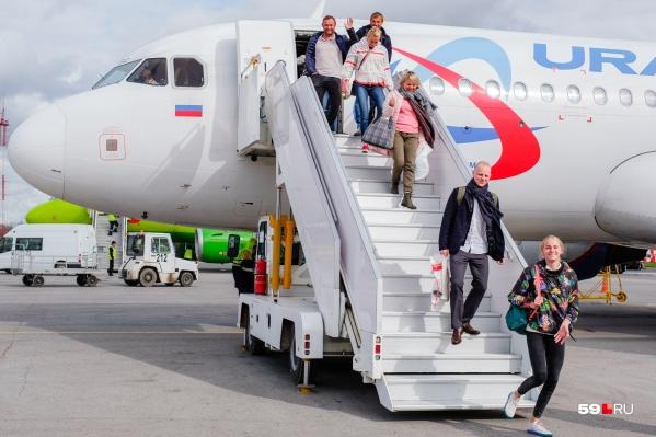 Новые авианаправления радуют любителей путешествий