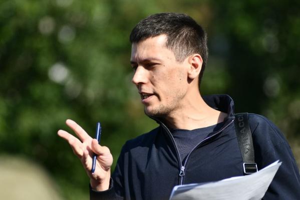 Владислав Постников заболел коронавирусом и не знает, как теперь регистрироваться кандидатом в депутаты