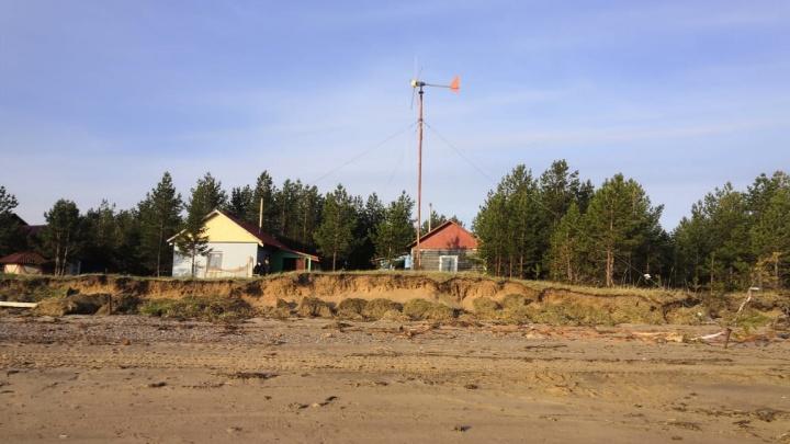 Синоптики рассказали, какая погода была в районе Мудьюга во время крушения вертолета
