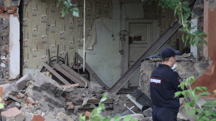 Власти Челябинска определили судьбу жилого дома с обрушившейся стеной