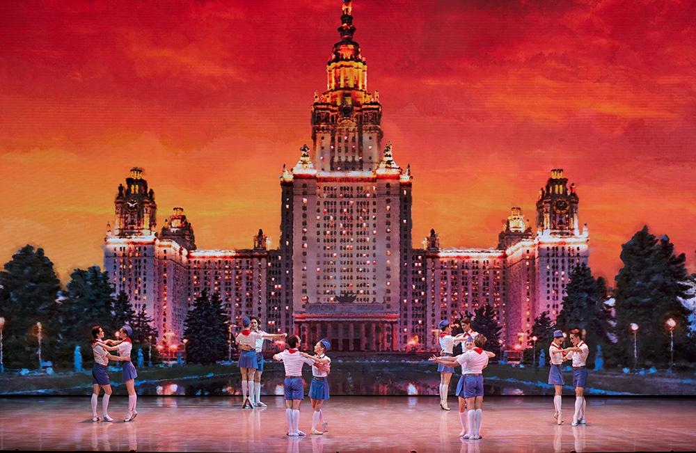 автор фото Владимир Черенков / Dance Open