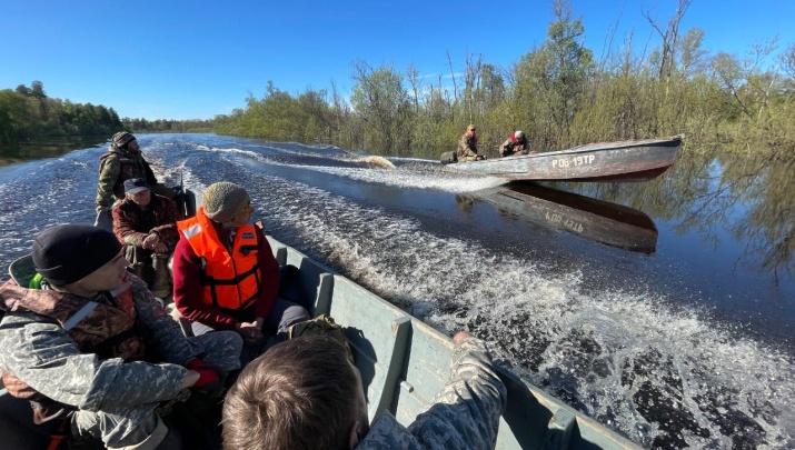 Экспедиционная группа потерялась в Красноярском крае. В ее составе есть 15-летний подросток