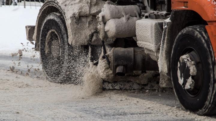 Власти Архангельска отказались от подрядчика, который должен был убирать улицы с 20 января