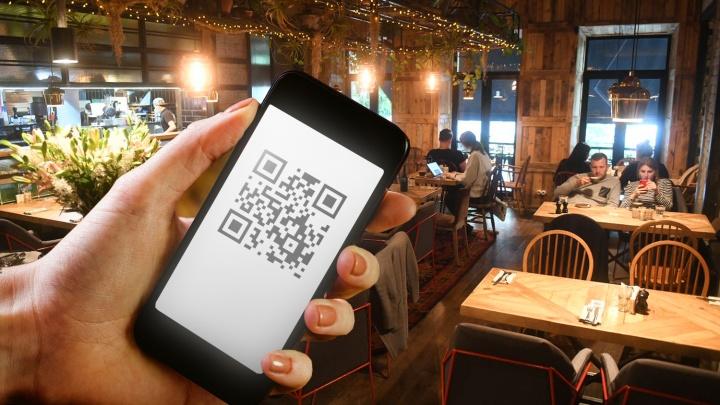 «Это экономическая смерть»: бизнесмены — о том, чем обернутся QR-коды для уральских кафе и ресторанов