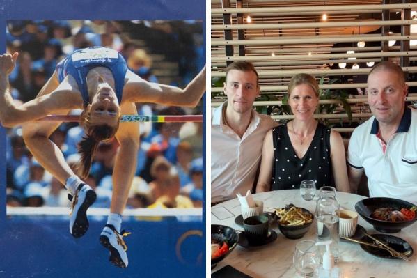 Елена Елесина после завершения карьеры никогда не задумывалась о возвращении в большой спорт