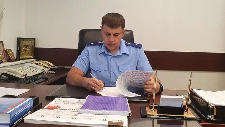 Путин нашел в Туле нового прокурора Ростовской области