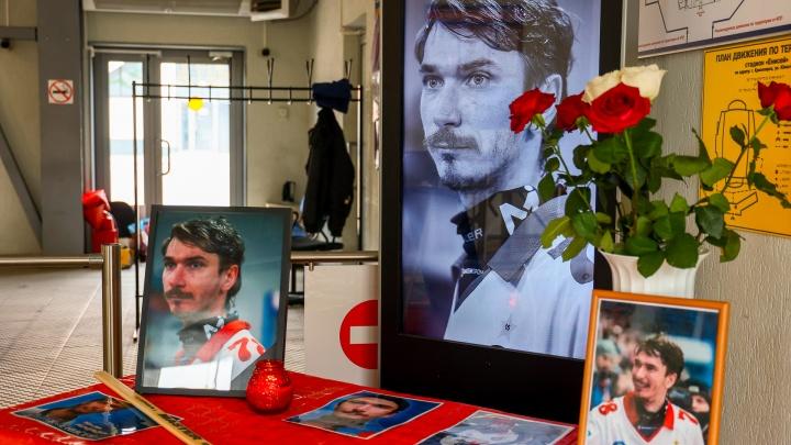 Один из лучших. Как Россия простилась с 30-летним хоккеистом Максимом Ишкельдиным, умершим в Новосибирске