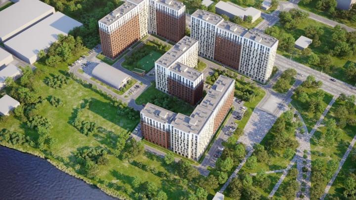 Группа «Аквилон» построит более 200 квартир для детей-сирот и расселения аварийного жилья