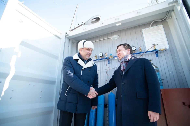 Оборудование обошлось меценатам в12 миллионов рублей