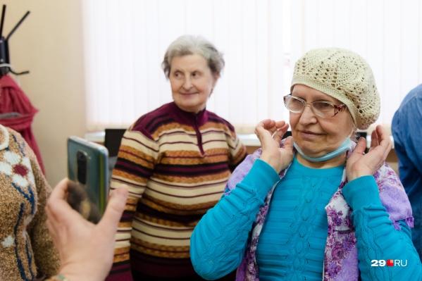 Офис Общества глухих — здесь занимаются творчеством, ищут помощи при трудностях и просто общаются