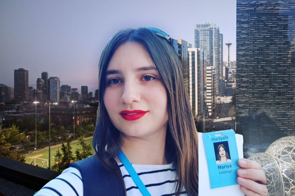Марии Фельдман из Новосибирска 31 год, сейчас она живет в Сиэтле и работает программистом в компании Amazon