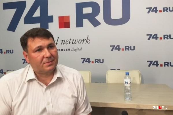 Управлением транспорта Максим Кичеев руководил с 2018 года, его назначил еще Евгений Тефтелев