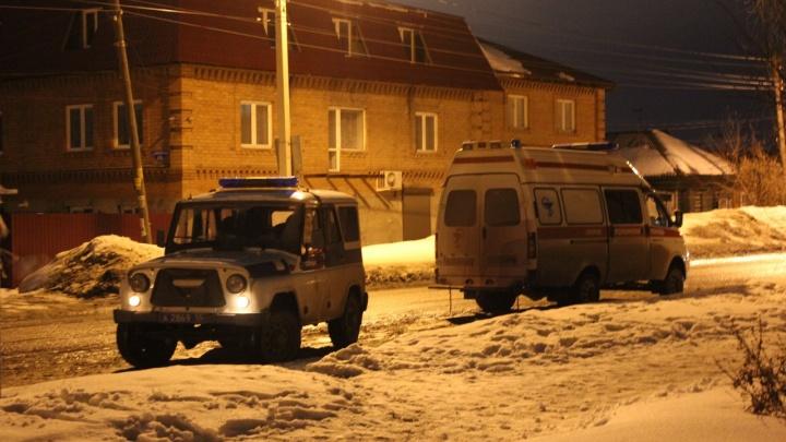 В Омской области обнаружили полицейского с огнестрельным ранением