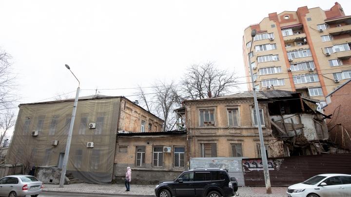 Власти Ростова выкупят участки на Театральном спуске. Сколько стоит сотка?