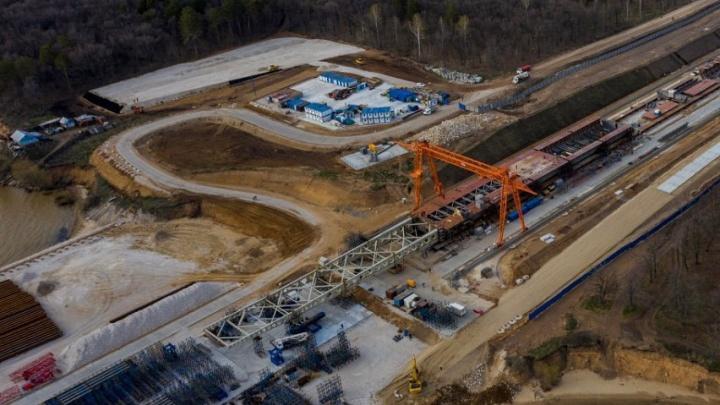Самарские власти объяснили задержку с выкупом земель для строительства моста у Климовки