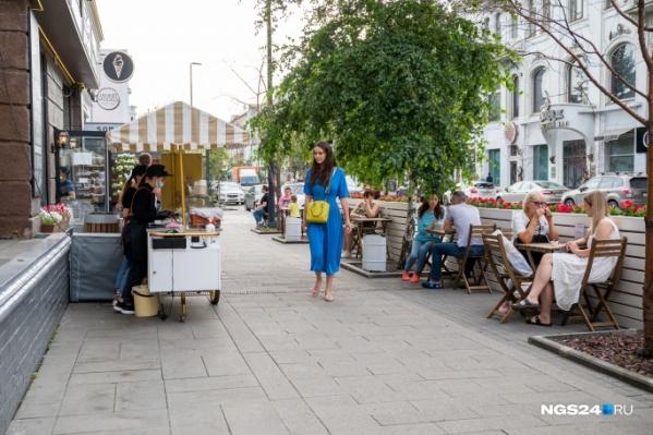 Этим летом по проспекту Мира можно будет гулять прямо по дорогам