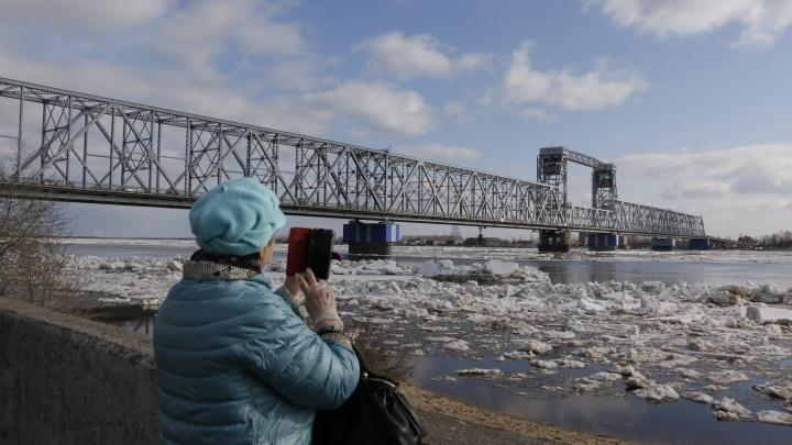 4 апреля в Архангельске будет перекрыт для проезда Северодвинский мост
