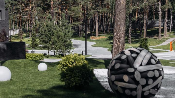 На новосибирской Рублевке выставили на продажу новый дом — почему на него очередь из желающих (фото)