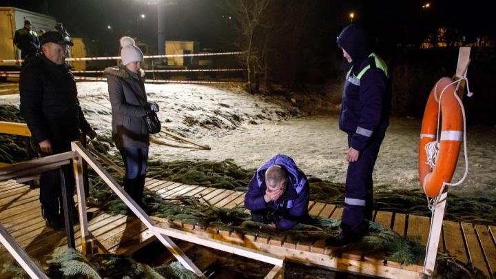 Лучше нырнуть в ванной: прогноз погоды в Волгограде на Крещение