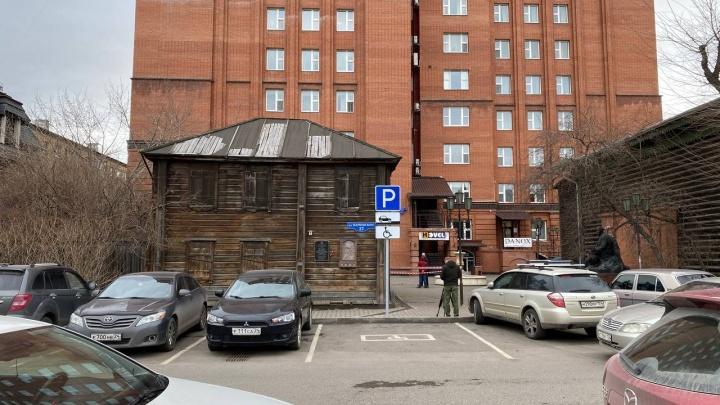 Полиция потребовала закрыть «Дом Ленина» на Марковского от посторонних