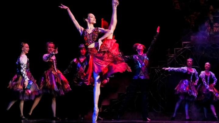 Из-за конфликта во время балета в омский музтеатр вызвали полицию