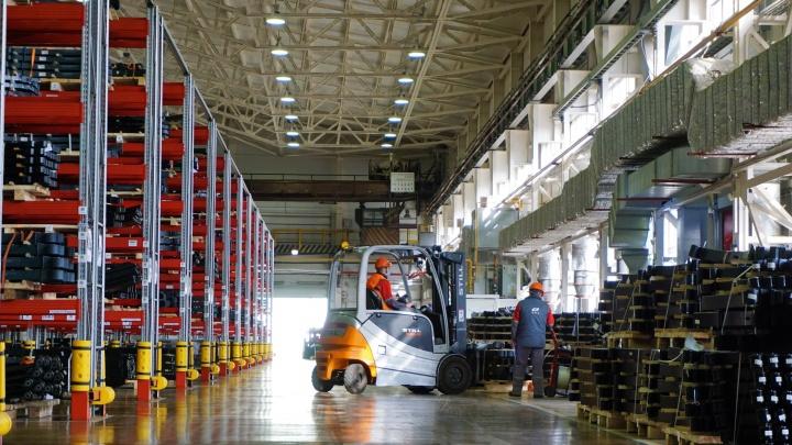 Чусовской завод ОМК поставил опытные партии авторессор SPRINGER для иномарок в Европу
