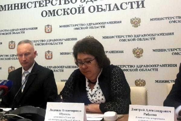 Людмила Шукиль покинула пост замминистра 27 мая прошлого года