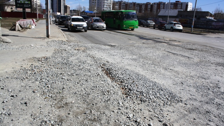 Колеи VS ямы: ищем самые убитые дороги в центре и смотрим, что отремонтируют в 2021 году