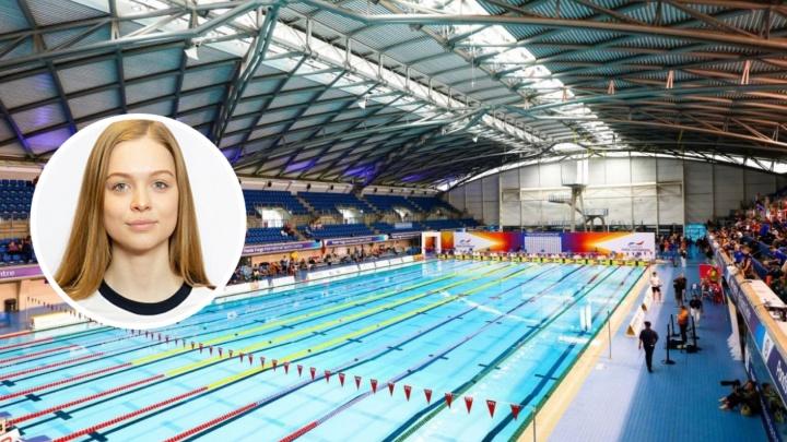 Омская пловчиха завоевала серебряную медаль в эстафете на Паралимпиаде