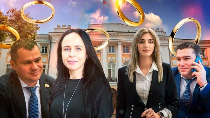 Скандальный застройщик, торговец лесом: чем владеют и как зарабатывают супруги ярославских депутатов