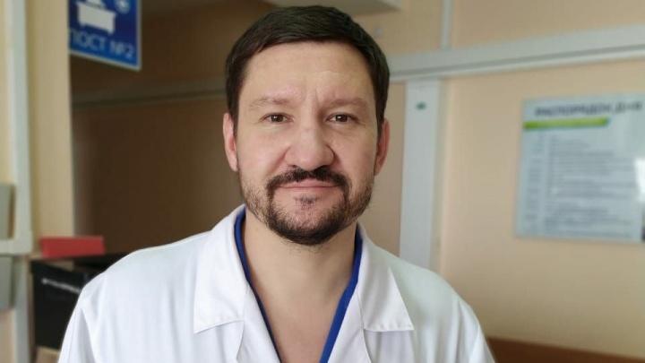 Место уволенного главы отделения хирургии омского онкодиспансера занял другой медик