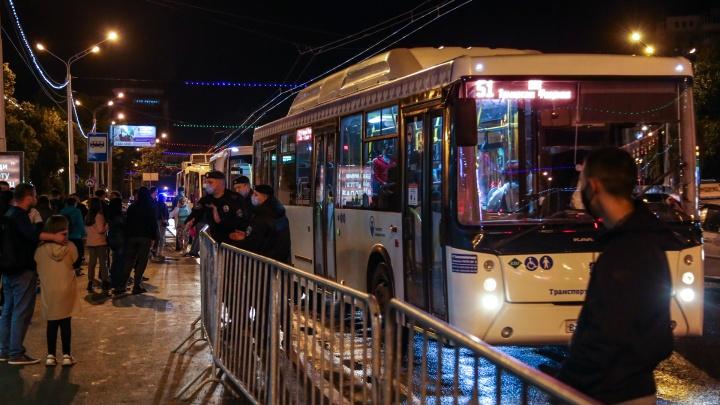 В День города в Уфе запустят дополнительный общественный транспорт