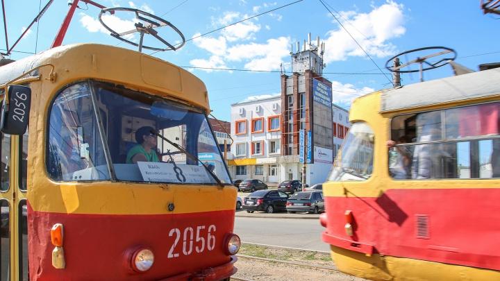Мэрия Уфы пообещала не допустить простоя трамваев и троллейбусов