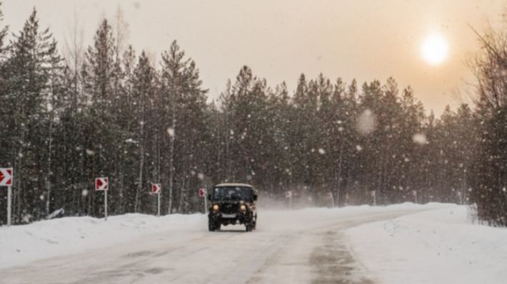 Трассу Пермь — Усть-Качка перекроют из-за следственного эксперимента